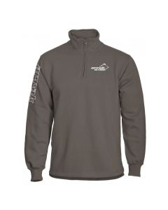 Runner Halfzip Grey Sweatshirt