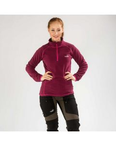 Peak Micro Fleece Women Fuchsia