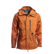 Arrak Summit Jacket Woman Burnt Orange