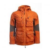 Arrak Hybrid Jacket Men Burnt Orange