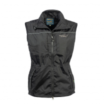 Jumper Vest Women Black