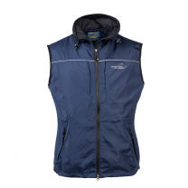 Jumper Vest Navy Women
