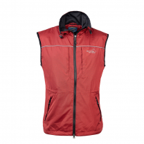 Jumper Vest Red Women