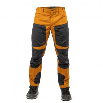 Active Strech Pants Men Gold