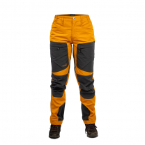 Active Stretch Pants Women Gold (Long)