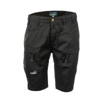 Active Stretch Shorts Men Black