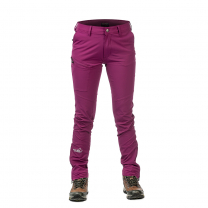 Stretch Pant Women Fuchsia | Arrak Outdoor