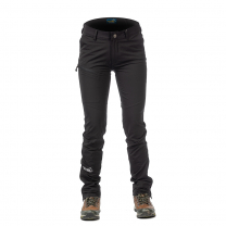 Stretch Pant Women Black | Arrak Outdoor