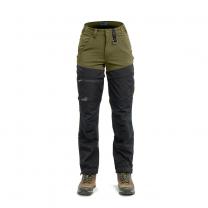 Hybrid Pants Women Olive