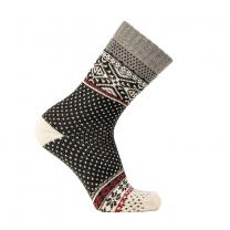 Arrak Wool Outdoor Sock Dark Grey