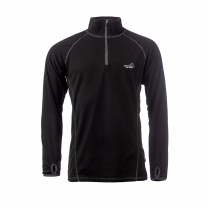 Peak Micro Fleece Men Black