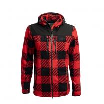Arrak Canada Fleece Unisex Red