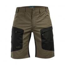 Arrak Active Stretch Shorts Men Brown