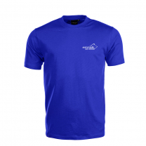 Pro 99 Cotton T-shirt Royal Blue