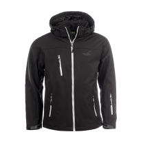 Pro 99 Soft Shell Jacket Men Black