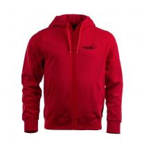 Arrak Zip Hood Junior Red