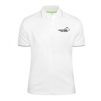 Pro 99 Golfer Polo White| Arrak Outdoor