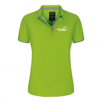 Pro 99 Classic Polo Shirt Women Green | Arrak Outdoor