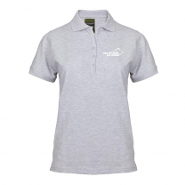 Pro 99 Poloshirt Women Grey | Arrak Outdoor