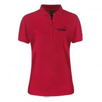 Pro 99 Poloshirt Women Red