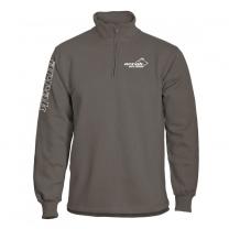 Runner Halfzip Grey Sweatshirt
