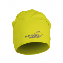 Roller Beanie Yellow