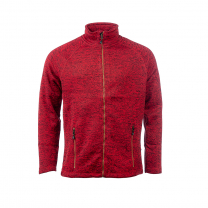 Sarek Fleecejacket Men Red | Arrak Outdoor