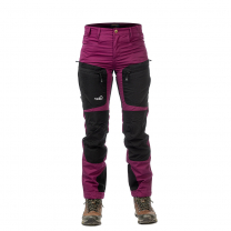 Active Stretch Pants Short Women Fuchsia | Arrak Outdoor