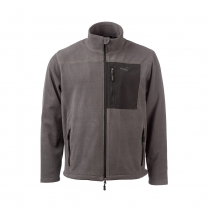 Stormy Fleece Men Grey