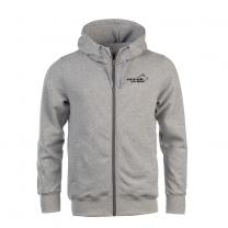Arrak Zip Hood Junior Grey
