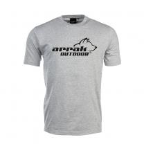 Arrak Cotton T-Shirt Junior Grey