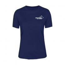 Pro 99 Function T-shirt Women Navy | Arrak Outdoor