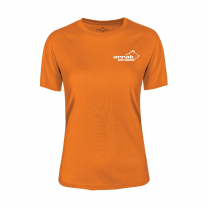 Pro 99 Function T-shirt Women Orange | Arrak Outdoor