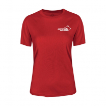 Pro 99 Function T-shirt Women Red | Arrak Outdoor