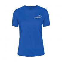 Pro 99 Function T-shirt Women Royalblue | Arrak Outdoor