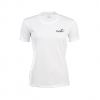 Function T-shirt Women White | Arrak Outdoor