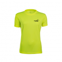 Function T-shirt Women Yellow | Arrak Outdoor
