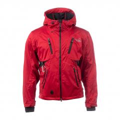 Akka Softshell Jacket Red Women | Arrak Outdoor