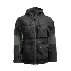 Arrak Hybrid Jacket Men Black