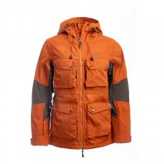 Arrak Hybrid Jacket Women Burnt Orange