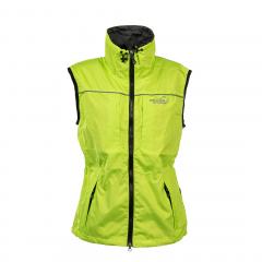 Jumper Vest Women Green