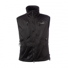 Arrak Acadia Softshell Vest Men Black