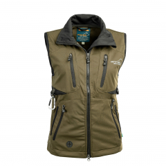 Arrak Acadia Softshell Vest Women Olive