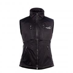 Acadia Softshell Vest Black Women