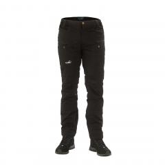 Active Stretch Pants Long Men Black