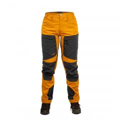 Active Stretch Pants Women Gold (short)