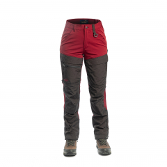 Arrak Hybrid Pants Women Red