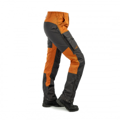 Arrak Hybrid Pant Women Burnt Orange