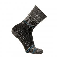 Arrak Wool Outdoor Sock Black