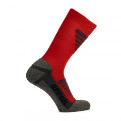 Arrak Hiking Sock Red